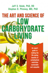 Book cover for The Art And Science of Low Carbohydrate Living
