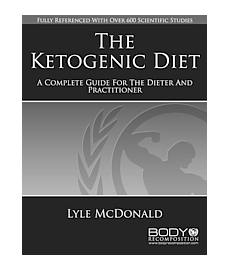Image of the cover of the book by Lyle McDonald