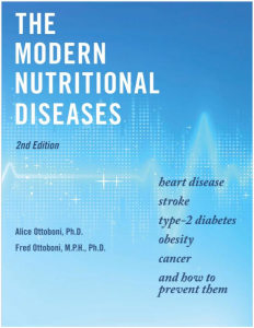 Image of the cover of Modern Nutritional Diseases